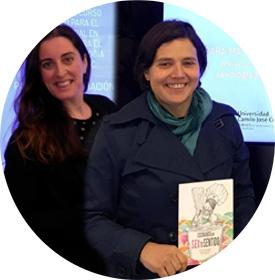 Laura Lopez y Nuria Hebreo